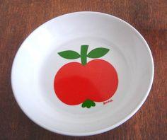#apple #plate