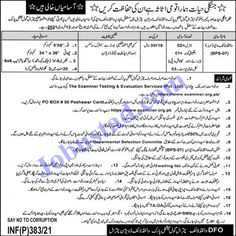 Wildlife Department KPK Jobs 2021 has been announced through the advertisement and applications from the suitable persons are invited on the prescribed application form. In these Latest Government Jobs in KPK the eligible Male/Female candidates from across the country can apply through the procedure defined by the organization and can get these Jobs in Pakistan 2021 after the complete recruitment process.