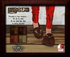 [NEW] RUDOLPH Slippers for normal and slink flat feet | Flickr - Photo Sharing!