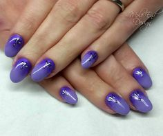 Lilac iLac over BIAB infil with 3d foil detailing  #pastelnails #inklondon #colourshack #nailart #foil #i35# blingnails #instanails #nailpro #showscratch #scratchnails #nailsmagazine #naildesigns #shaftesburynails #dorsetnails #gillinghamnails #moleenddesign