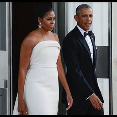 """I will miss them. Such an elegant, beautiful couple. <a class=""""pintag searchlink"""" data-query=""""%23statedinner"""" data-type=""""hashtag"""" href=""""/search/?q=%23statedinner&rs=hashtag"""" rel=""""nofollow"""" title=""""#statedinner search Pinterest"""">#statedinner</a>"""