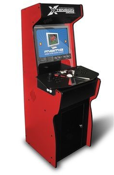 X-Arcade Machine Cabinet With 205 Arcade Classics - Much easier ...