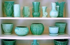 McCoy Pottery Collection