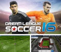 Dream League Soccer is an entertaining football simulator where you must lead your team to glory starting from the lower ranks of a fictional league that includes several teams from the European leagues. http://dreamleaguesoccer.net/