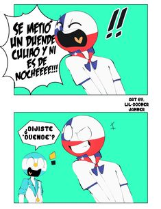 Read FanArts from the story Cómics e imágenes de Perú by acidcotton (🍎) with reads. Types Of Humans, Mundo Comic, Country, Hetalia, Chile, Funny Pictures, Family Guy, Fandoms, Fan Art