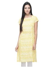 Elegant Cotton Kurta | I found an amazing deal at fashionandyou.com and I bet you'll love it too. Check it out!