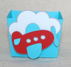 Caramelo de avión / tazas de bocado por ALittlePaperHouse en Etsy