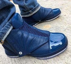 fbb63bc5395015  SoleToday   wizdomlakers in the Trophy Room x Air Jordan 16.
