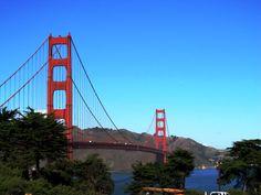 San Francisco...Golden Gate Bridge