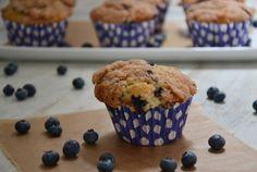 Blueberry Muffins a la Starbucks