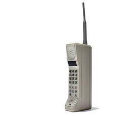 1983, Mobile phone / Motorola DynaTAC 8000X