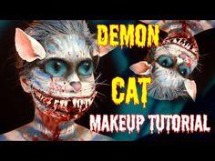 #Demoncat #catwomen #bloodyeye #horror #horrormovie #movie #film #art #sfx #spfx #sfxmakeup #makeup #gore #scary #fxmakeup #specialeffects #macabre #blood #horrorart #horrormakeup #horrorfx #terror #sculpture #makeupartist #halloweenrush2016 #youtuber  #zombitch #sfxmakeupartist  #makeupfx #DIY @thehorrorgallery @bearded_horror #howto  #80s #classic #cosplay #costume #hellraiser #pinhead #angelique #cenobite #chatterer #cosplay #mehron #bodypaint #bodypainting #facepainting #bodyart