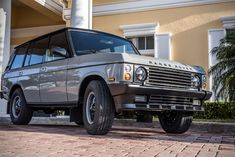 Range Rover Classic 'Project Alpha' By ECD | HiConsumption