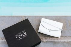 The Zoe Report Box of Style | Summer 2015 with a white Cambridge Satchel Co. bag