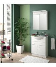 Mueble de baño BOHEME Salgar | baño ali | Pinterest