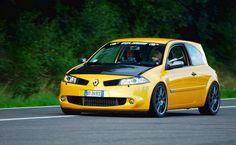 Renault Megane R26 Algo que me fascina de la marca es lo audaz de sus diseños