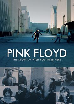 Pink Floyd - roger waters, nick mason, richard wright, david gilmour www.poetryofmusic.com