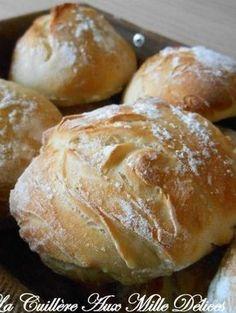 750 grammes vous propose cette recette de cuisine : Pains individuels 'tradition'. Recette notée 3/5 par 56 votants