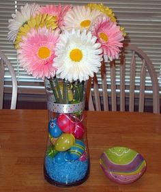 Easter Decor Vase