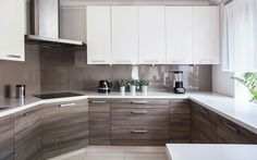 Supreme Kitchen Remodeling Choosing Your New Kitchen Countertops Ideas. Mind Blowing Kitchen Remodeling Choosing Your New Kitchen Countertops Ideas. Types Of Kitchen Cabinets, Kitchen Cabinet Design, Modern Kitchen Design, Interior Design Kitchen, Frameless Kitchen Cabinets, Open Cabinets, Reface Cabinets, Closed Kitchen Design, Beige Cabinets