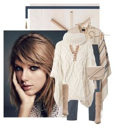 """Happy Birthday Taylor Swift!"" by chebear ❤ liked on Polyvore featuring VILA, MANGO, Woolrich, Steve Madden, Forever 21 and taylorswift"