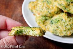 If you are looking for new ways to get some green into your diet or your kids these 5 ingredient, 5 minute prep Broccoli Cheese Nuggets will be perfect.