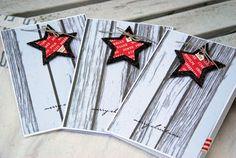 Holz sternenkarte von Schöne Dinge aus Papier