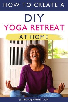 Wondering how to create a DIY yoga retreat at home? This sample weekend yoga program features wellness rituals, spiritual tutorials, guided meditations, and fun yoga classes! // #YogaRetreat #Home #Wellness #Meditation #DIY Ways To Travel, Travel Advice, Travel Tips, Yahoo Travel, Best Travel Guides, Responsible Travel, Sustainable Tourism, Yoga Classes, Explore Travel