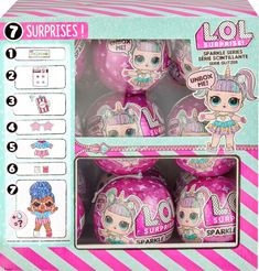 Sparkle Series Doll Styles May Vary at Best Buy. Find low everyday prices and buy online for delivery or in-store pick-up. Little Girl Toys, Toys For Girls, Kids Toys, 6th Birthday Parties, Girl Birthday, Lego Duplo, Muñeca Baby Alive, Doll Toys, Baby Dolls
