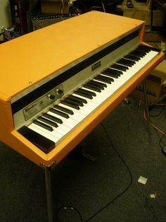 Oh baby, come to me #70s #Fender #Rhodes