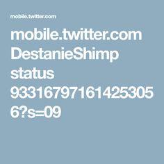 mobile.twitter.com DestanieShimp status 933167971614253056?s=09