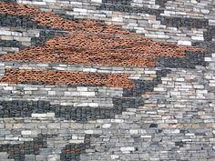 wang shu wall detail - Google Search