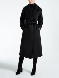 Max Mara MANUELA black: Manuela Icon Coat.
