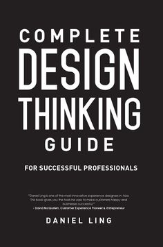In this book you will: • Understand key characteristics of design thinking • Understand the 5 action phases of design thinking – Empathize, Define, Ideate, Prototype and Test • Empathize- Understand your customers / users • Define- Define clear project / business objectives • Ideate- Explore ideas and solutions • Prototype- Build and visualise ideas • Test- Review and decide best idea