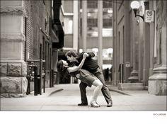 Toronto Engagement Photos - Jackie + Aaron