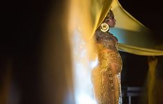 Beyonce performs live at The 59th Grammy Awards at STAPLES Center on February 12, 2017 in Los Angeles, California. (Singing Love Drought & Sand Castles)