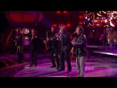Lee Dewyze performs with Chicago (LIVE on American Idol Season 9 Finale) 05/26/10