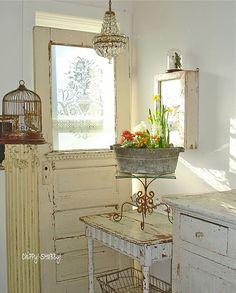 rustic farmhouse decor | Decoration Design Blog | cottage