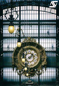 https://flic.kr/p/xbhuYL | Musée d'Orsay | Horloge du Musée d'Orsay, Paris…