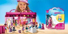 Afbeeldingsresultaat voor playmobil fashion girl