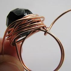 DIY on how to make a ring