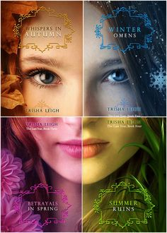 The Last Year series by Trisha Leigh Loved these books and the amazing covers!