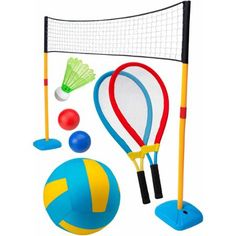 ALEX Toys Active Play Gigantic 3-in-1 Net Set - Walmart.com