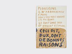 Plongeons Screen printed book by Marion Jdanoff 17 x 24 cm Edition of 34 Summer 2015 Screen Printing, Books, Prints, Lisbon, Stuff Stuff, Livros, Libros, Screenprinting, Book