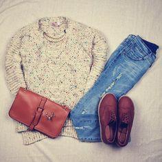 Teenage Fashion Blog: So Cute Winter Outfit