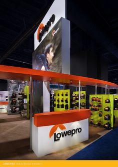 Lowepro, Outdoor Retailer 2011