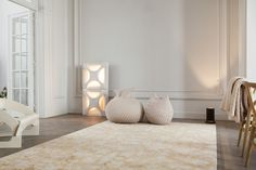 New Moon Hand Knotted Rugs And Bali On Pinterest