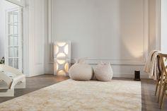 Carpet Aria, pattern Ruffle 100% mohair, Casalis