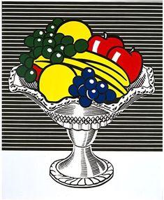 팝 아트 Roy Lichtenstein