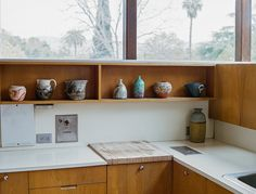 Tour of Neutra's house in LA